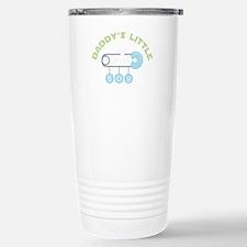 Daddys Little Boy Travel Mug