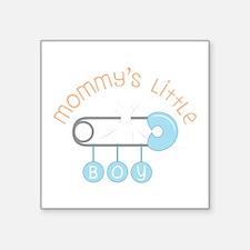 Mommys Little Boy Sticker