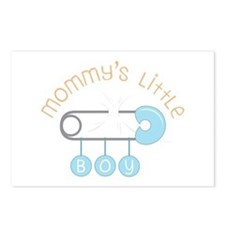 Mommys Little Boy Postcards (Package of 8)