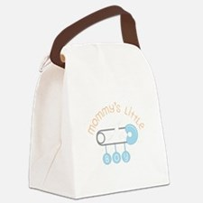 Mommys Little Boy Canvas Lunch Bag