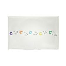 Diaper Pins Magnets
