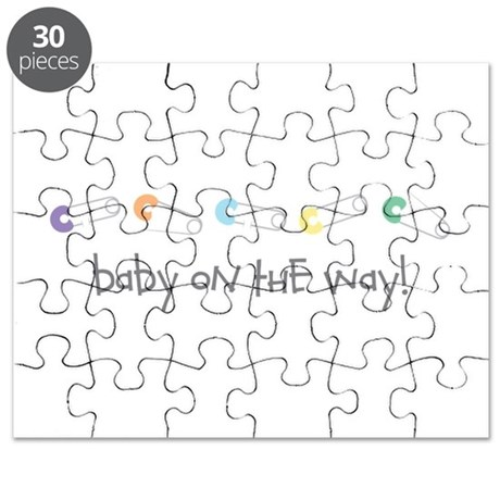 Baby On The Way Puzzle