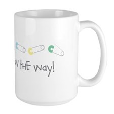 Baby On The Way Mugs