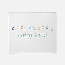 Baby Love Throw Blanket
