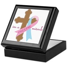 I'm a Preemie Miracle Keepsake Box