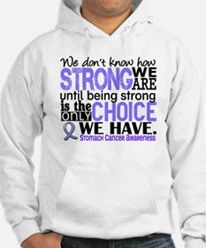 Stomach Cancer HowStrongWeAre Hoodie