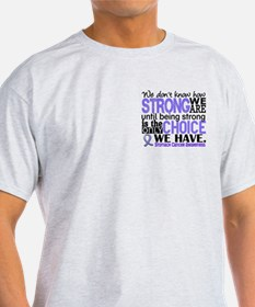 Stomach Cancer HowStrongWeAre T-Shirt