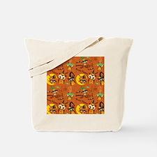 Halloween Owls 2 Tote Bag