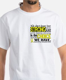 Sarcoma How Strong We Are Shirt