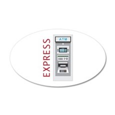 Express Wall Decal
