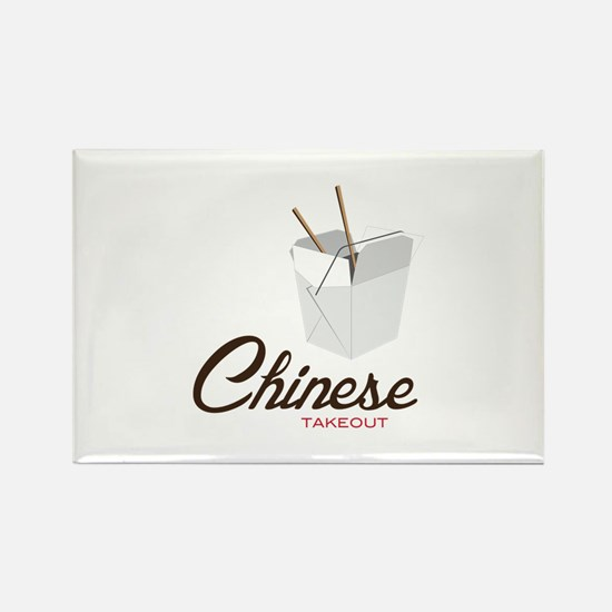 Chinese Takeout Magnets