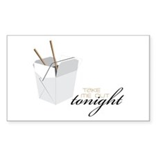 Take Me Out Tonight Decal