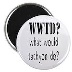 WWTD Magnet