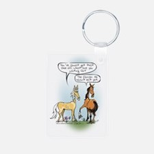 Horse Health - Shoe Toss Keychains