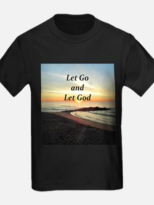 LET GO AND LET GOD T
