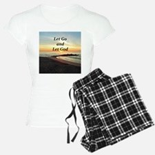 LET GO AND LET GOD Pajamas