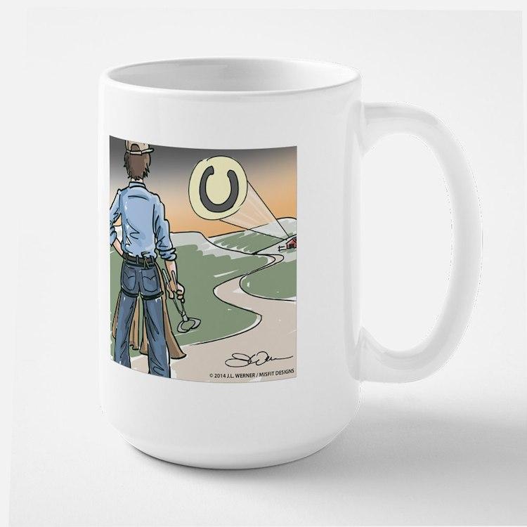 Aproned Crusader Mug Mugs