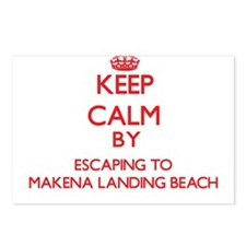 Keep calm by escaping to Makena Landing Beach Hawa