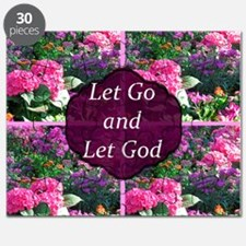 LET GO LET GOD Puzzle
