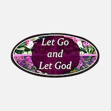 LET GO LET GOD Patches