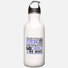 Prostate Cancer HowStr Sports Water Bottle