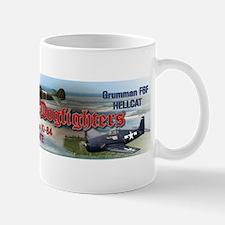 Dogfighters: F6F vs Ki-84 Mugs