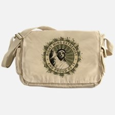 Right Wing Extremist Messenger Bag