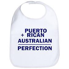 Puerto Rican + Australian Bib