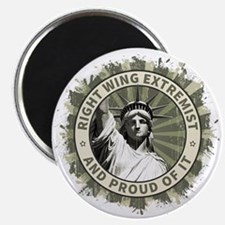 Right Wing Extremist Magnets