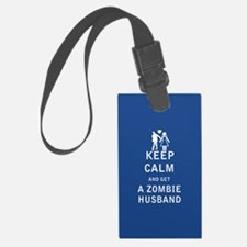 Keep Calm and Get a Zombie Husband - FULL Luggage