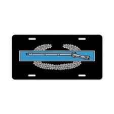 Cib Aluminum License Plate