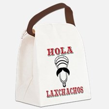 Lacrosse HOLA Laxchachos Canvas Lunch Bag