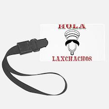 Lacrosse HOLA Laxchachos Luggage Tag