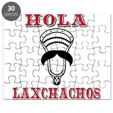 Lacrosse HOLA Laxchachos Puzzle