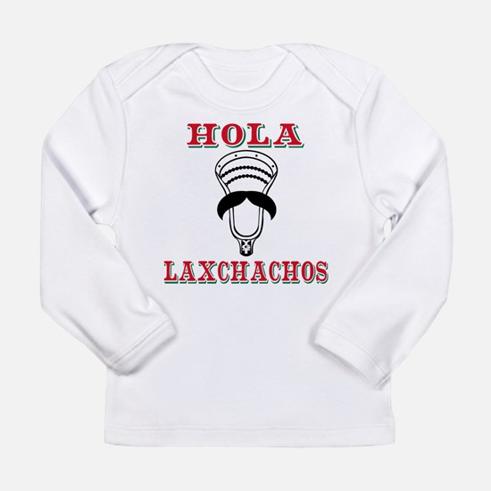 Lacrosse HOLA Laxchachos Long Sleeve T-Shirt