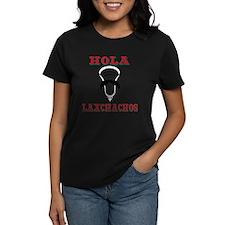 Lacrosse HOLA Laxchachos T-Shirt