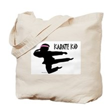 Karate Kid (Girl) Tote Bag