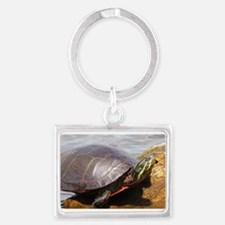 Painted Turtle Keychains