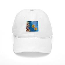 Coral Colony Baseball Cap