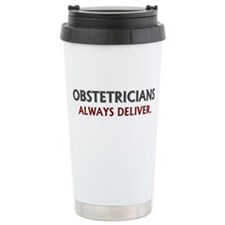 Cute Ob gyn nurse Travel Mug