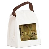 Degas Canvas Lunch Bag