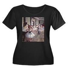 4 Plus Size T-Shirt