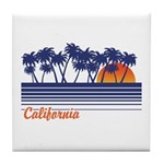 California Tile Coaster