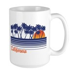 California Large Mug