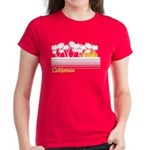 California Women's Dark T-Shirt