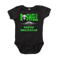 Roswell New Mexico.png Baby Bodysuit