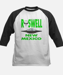 Roswell new mexico.png Baseball Jersey