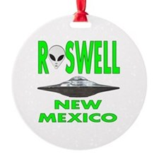 Roswell New Mexico.png Ornament