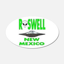 Roswell New Mexico.png Wall Decal