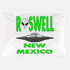 Roswell New Mexico.png Pillow Case